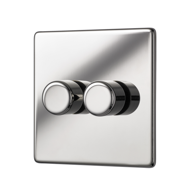 Penthouse dimmer switch