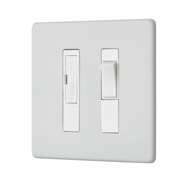 Penthouse switched fused connection unit