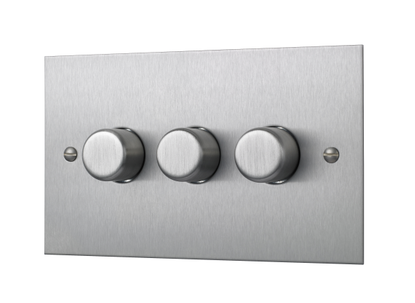 Our Square Edged Dimmer Switch