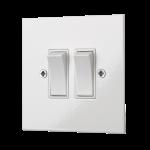 Our dual rocker switch unit